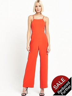 river-island-wide-leg-strappy-jumpsuit-bright-red