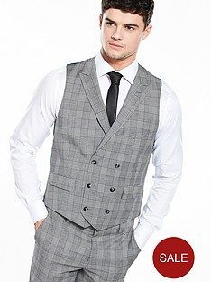 ted-baker-debonair-check-waistcoat