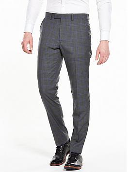 ted-baker-timeless-check-trouser