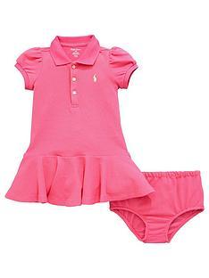 ralph-lauren-baby-girls-short-sleeve-polo-dress-and-briefs-set-2-piece