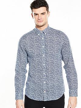 Photo of Tommy hilfiger byram floral print shirt