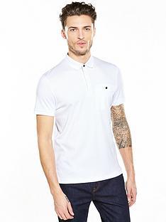 ted-baker-flat-knit-collar-polo-shirt