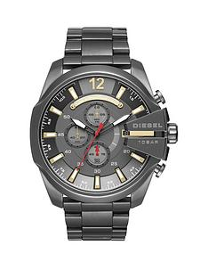 diesel-diesel-mega-chief-black-multi-dial-gunmetal-stainless-steel-mens-watch