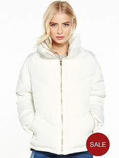 v-by-very-short-padded-funnel-neck-coat-winter-white