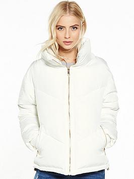 v-by-very-short-padded-funnel-neck-coat-winter-white