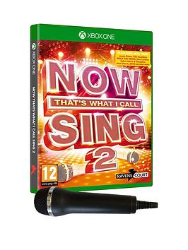 xbox-one-now-that039s-what-i-call-sing-2-with-1-mic-xbox-one