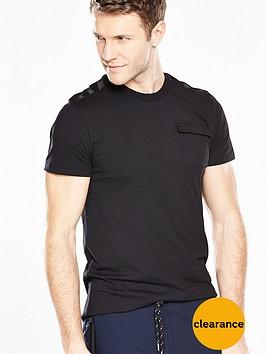 v-by-very-short-sleeve-pocket-crew-neck-t-shirt