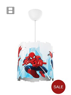 philips-marvel-spiderman-ceiling-light-shade