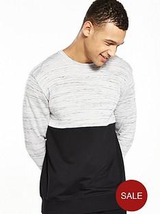 v-by-very-long-sleeve-colour-block-sweatshirt