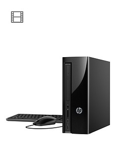 hp-411-a025na-intelreg-pentiumreg-8gb-ram-1tb-hard-drive-desktop-base-unit-with-optional-microsoft-office-365-home-black