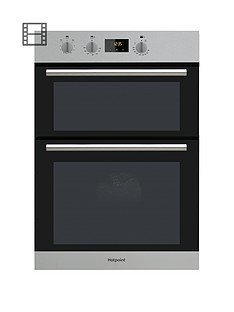 hotpoint-dd2540ix-60cm-electric-built-in-double-oven