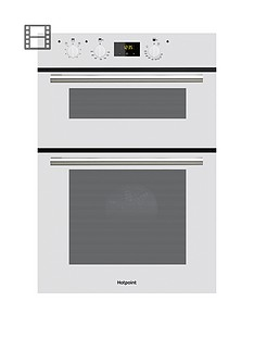 hotpoint-dd2540wh-60cm-electric-built-in-double-oven