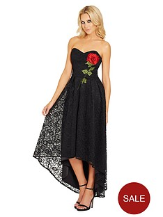 sistaglam-embroidered-bandeau-high-low-maxi-dress-black