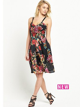 sistaglam-sisterglam-lazer-floral-print-dress