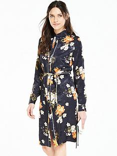 v-by-very-floral-jacquardnbspprint-shirt-dress