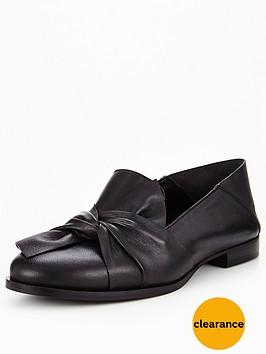 miss-selfridge-fold-down-leather-loafer-blacknbsp