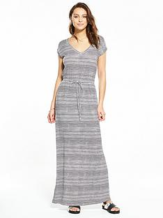 v-by-very-v-neck-tie-waist-maxi-dress--nbspstripe