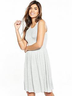 v-by-very-sleeveless-skater-dress