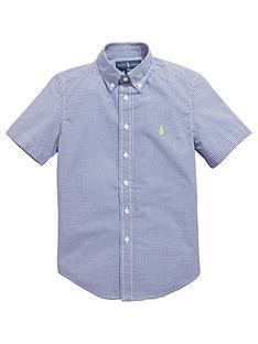 ralph-lauren-short-sleeve-gingham-check-shirt