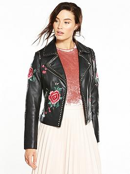Very Leather Jacket