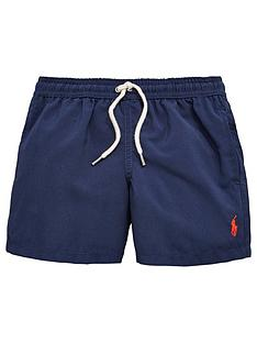 ralph-lauren-boys-classic-swim-shorts-ndash-navy