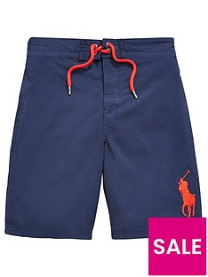 ralph-lauren-big-pony-boys-swim-shorts-ndash-navy