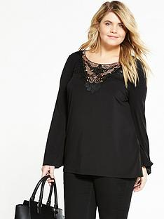so-fabulous-floral-lace-long-sleeve-jersey-top-black