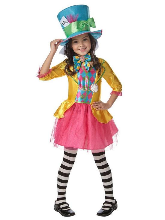 Alice In Wonderland Mad Hatter   Childu0027s Costume | Very.co.uk