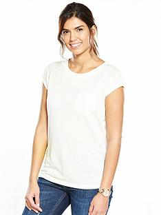 v-by-very-linen-mix-tee