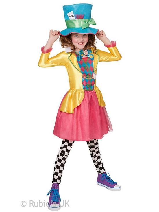 1f67e9f8f55d Alice in Wonderland Alice in Wonderland Mad Hatter - Older Child s Costume