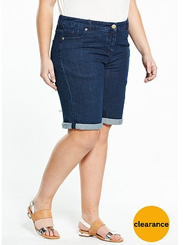 v-by-very-curve-boyfriend-short-indigo