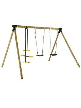 plum-wooden-colobus-swing-set