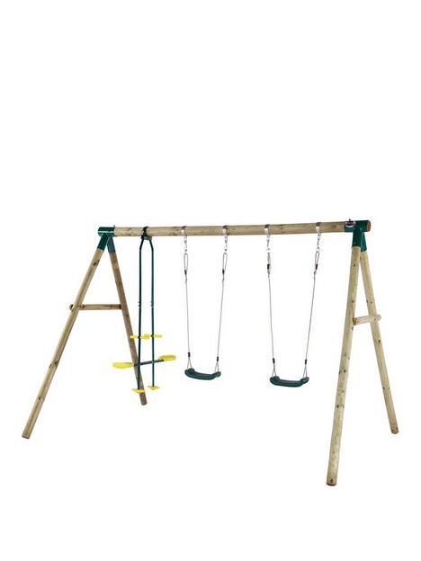 plum-wooden-colobus-swing-set