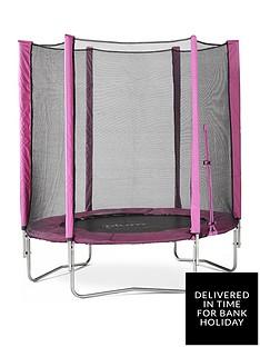 plum-6ft-trampoline-in-pink