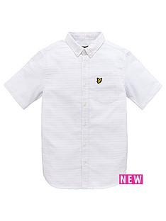 lyle-scott-ss-textured-shirt