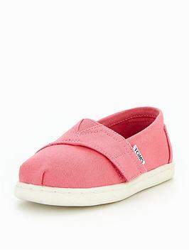 toms-alpargata-canvas-strap-shoe