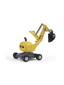 Caterpillar Mobile 360 Degree Excavator