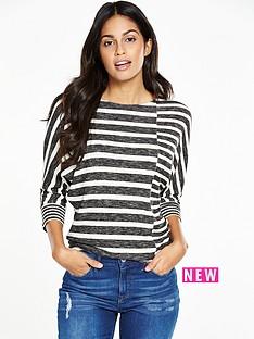 v-by-very-stripe-snit-top