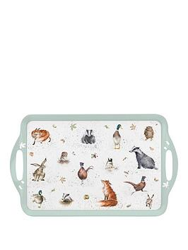 portmeirion-wrendale-large-melamine-tray-by-pimpernel