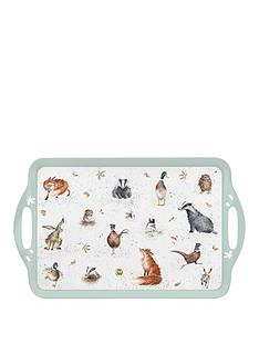 royal-worcester-wrendale-large-melamine-tray-by-pimpernel