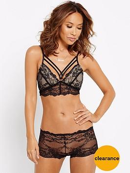 myleene-klass-lace-front-strapping-longline-bralette