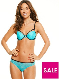 myleene-klass-lace-strapping-bra-teal