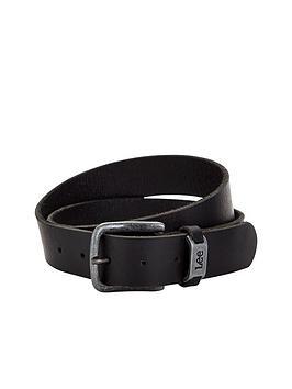 lee-leather-logo-belt