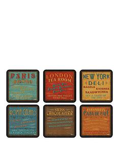 pimpernel-lunchtime-coasters-set-of-6