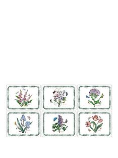 pimpernel-botanic-garden-placemats-set-of-6