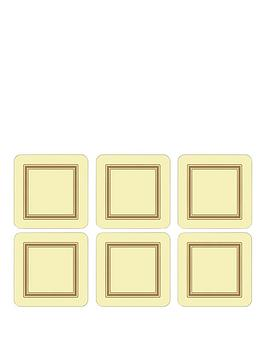 pimpernel-set-of-6-classic-cream-coasters
