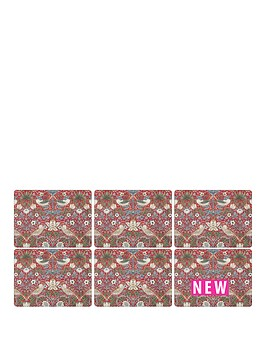 pimpernel-strawberry-thief-red-placemats-set-of-6