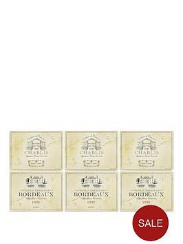 pimpernel-vin-de-france-placemats-set-of-6