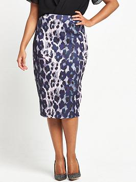 lost-ink-curve-lost-ink-curve-pencil-skirt-in-leopard-print