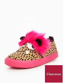 mini-miss-kg-girls-roar-slip-on-shoes